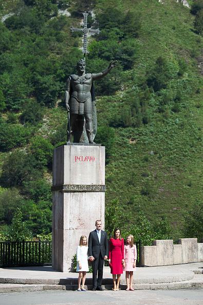 バシリカ「Spanish Royals Attend 13th Centenary Of The Reign Of Asturias」:写真・画像(6)[壁紙.com]