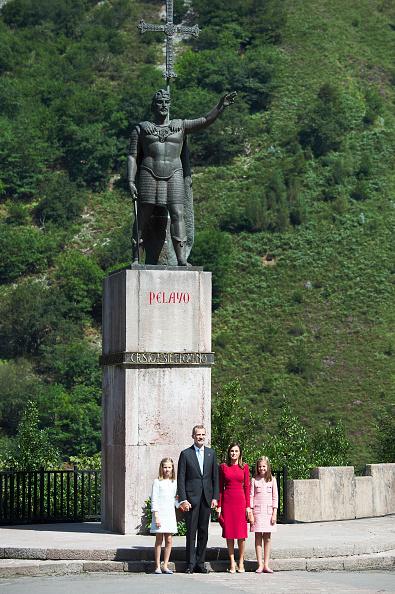 バシリカ「Spanish Royals Attend 13th Centenary Of The Reign Of Asturias」:写真・画像(18)[壁紙.com]