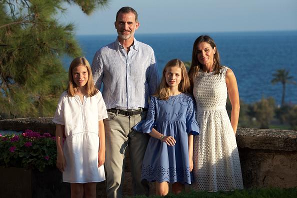 Leonor - Princess of Asturias「Spanish Royals Summer Photocall In Palma de Mallorca」:写真・画像(1)[壁紙.com]