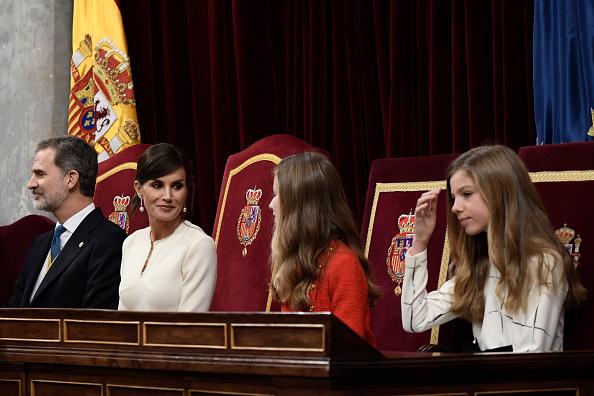 Carlos Alvarez「Spanish Royals Attend the 14th Legislative Sessions Opening」:写真・画像(15)[壁紙.com]