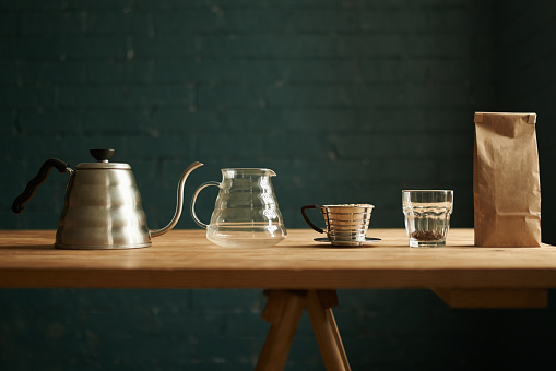 Coffee Break「Coffee coming right up」:スマホ壁紙(18)