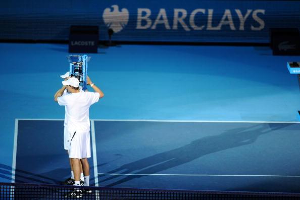 アンディ ラム「Barclays ATP World Finals」:写真・画像(8)[壁紙.com]