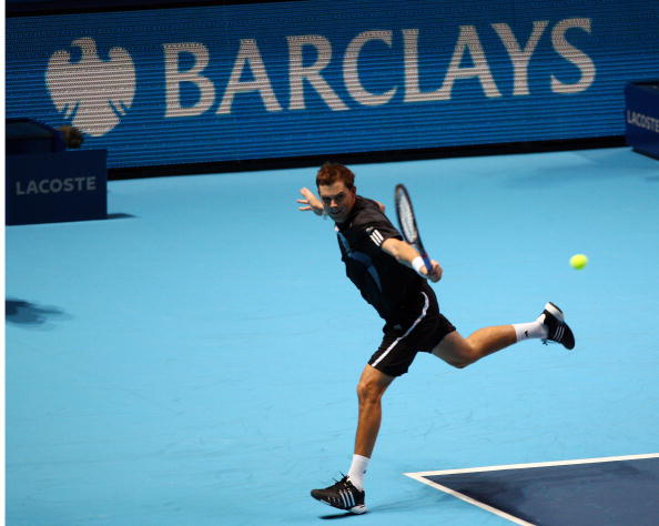 アンディ ラム「Barclays ATP World Finals」:写真・画像(1)[壁紙.com]