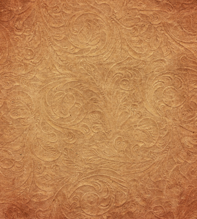 Rococo Style「distressed paper with floral pattern」:スマホ壁紙(15)