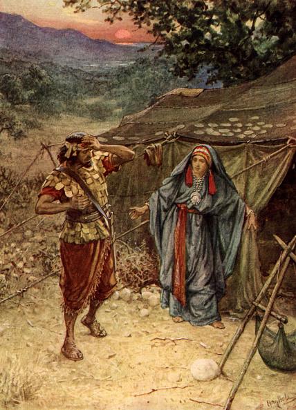 Israelite「Jael / Yael and Sisera」:写真・画像(11)[壁紙.com]