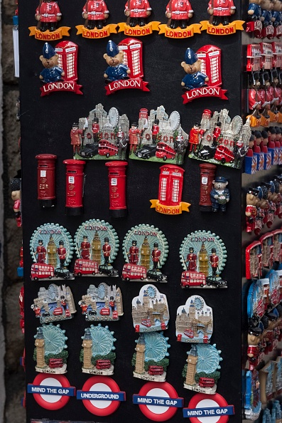 Magnet「Refrigerator Magnets As Souvenirs Depicting The Various Speciailties Of London」:写真・画像(11)[壁紙.com]