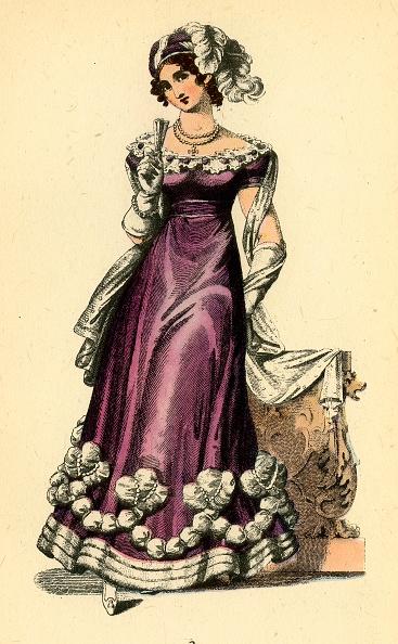 Regency Style「La Belle Assemblee」:写真・画像(1)[壁紙.com]