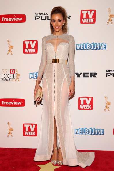 Gold Purse「2013 Logie Awards - Arrivals」:写真・画像(10)[壁紙.com]