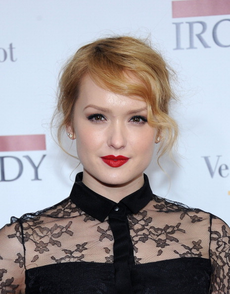 "Eyeshadow「""The Iron Lady"" New York Premiere - Arrivals」:写真・画像(12)[壁紙.com]"