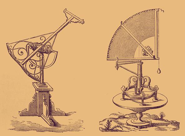 星空「Astronomer 's instruments, 17th century」:写真・画像(17)[壁紙.com]