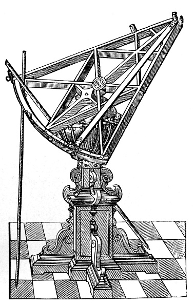 Starry sky「Astronomer 's instruments, 17th century」:写真・画像(10)[壁紙.com]