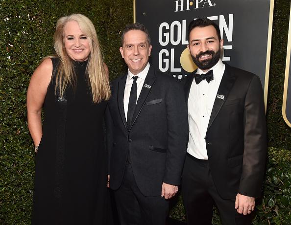 Movie「75th Annual Golden Globe Awards - Executive Arrivals」:写真・画像(18)[壁紙.com]