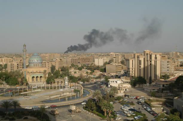Baghdad after Invasion:ニュース(壁紙.com)