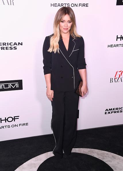 ヒラリー・ダフ「Harper's Bazaar Celebrates 150 Most Fashionable Women - Arrivals」:写真・画像(16)[壁紙.com]