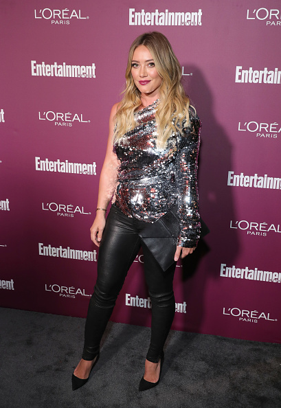 ヒラリー・ダフ「2017 Entertainment Weekly Pre-Emmy Party - Red Carpet」:写真・画像(4)[壁紙.com]