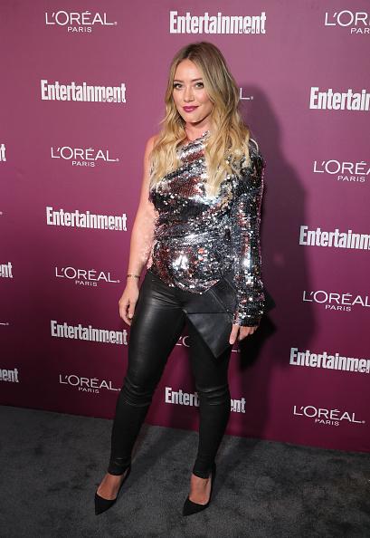 ヒラリー・ダフ「2017 Entertainment Weekly Pre-Emmy Party - Red Carpet」:写真・画像(11)[壁紙.com]
