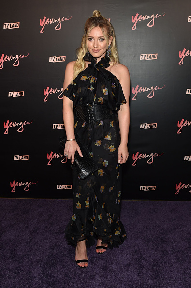 Hilary Duff「'Younger' Season Four Premiere Party」:写真・画像(2)[壁紙.com]