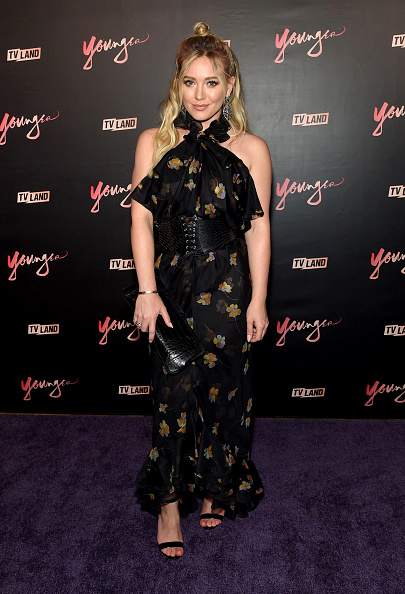 Hilary Duff「'Younger' Season Four Premiere Party」:写真・画像(3)[壁紙.com]