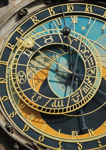 Town Square「Prague Astronomical Clock」:スマホ壁紙(8)