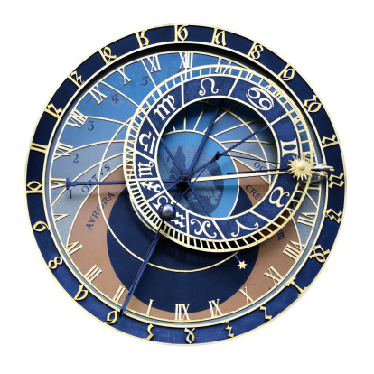 Dial「Prague Astronomical Clock」:スマホ壁紙(18)