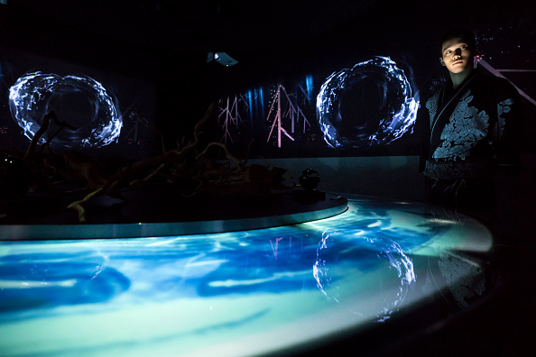Japan「Dining Inside Tokyo's Virtual Reality Restaurant」:写真・画像(13)[壁紙.com]