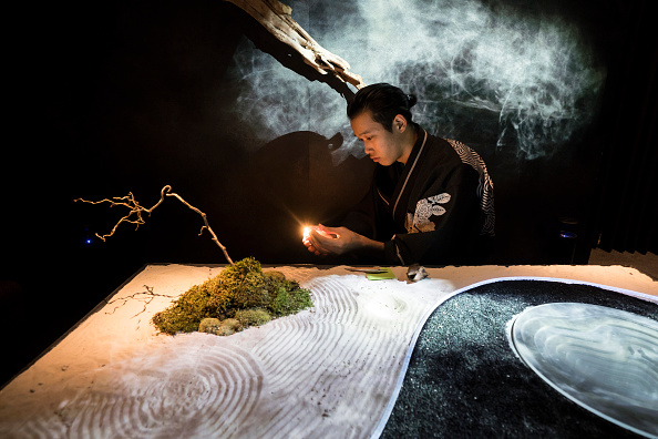 Japan「Dining Inside Tokyo's Virtual Reality Restaurant」:写真・画像(0)[壁紙.com]