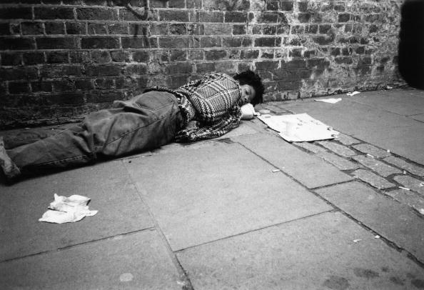 Reclining「Homeless In London」:写真・画像(17)[壁紙.com]