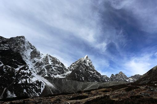 Khumbu「Arakam Tse mountain (6423 M),」:スマホ壁紙(10)