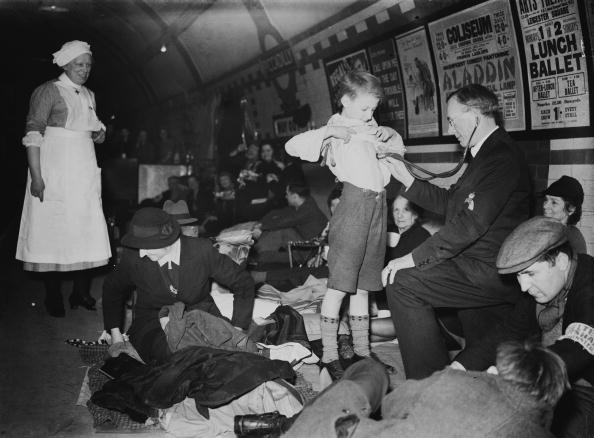Sheltering「British Red Cross」:写真・画像(9)[壁紙.com]