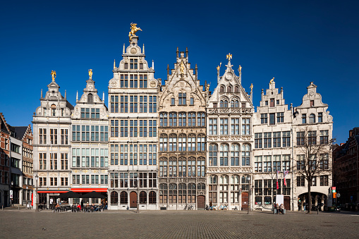Belgium「Guildhalls」:スマホ壁紙(4)