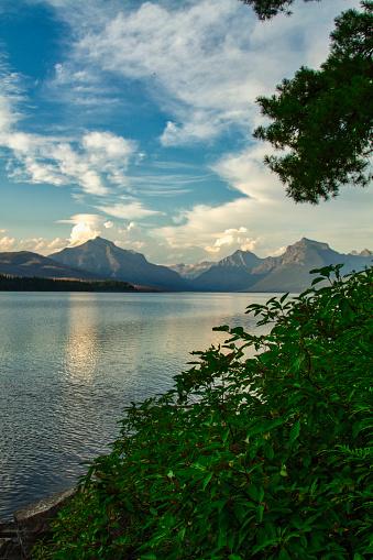 McDonald Lake「Lake McDonald」:スマホ壁紙(15)