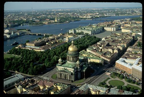 Neva River「Saint Isaac's Cathedral in Saint Petersburg」:スマホ壁紙(19)