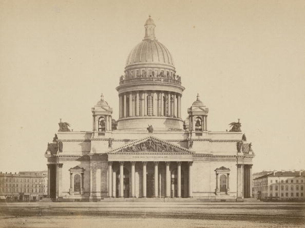 Neo-Classical「Saint Isaac's Cathedral」:写真・画像(4)[壁紙.com]