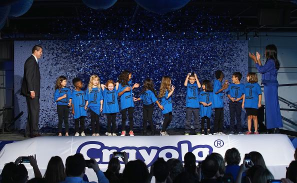 クレヨン「Crayola New Blue Event」:写真・画像(11)[壁紙.com]