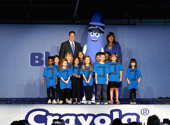 クレヨン「Crayola New Blue Event」:写真・画像(9)[壁紙.com]