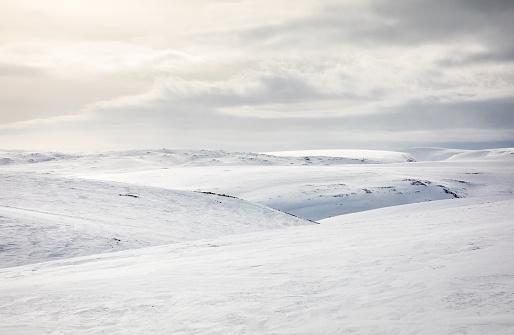 Remote Location「Minimalistic Landscape - Varanger - Northern Norway」:スマホ壁紙(10)