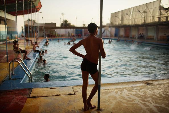 プール「With US Troops Poised To Withdraw, Baghdad Enters New Phase」:写真・画像(19)[壁紙.com]