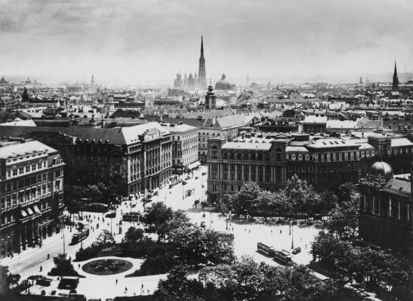 Vienna - Austria「Viennese Rooftops」:写真・画像(6)[壁紙.com]