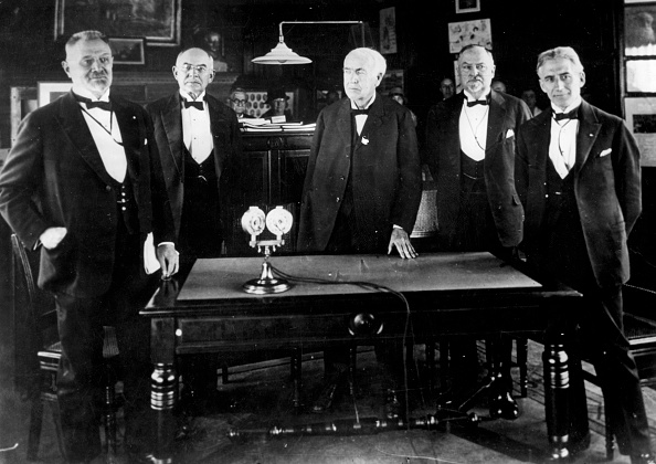 電灯「Thomas Edison」:写真・画像(12)[壁紙.com]