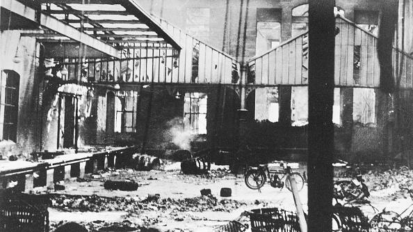 No People「GPO In Ruins」:写真・画像(15)[壁紙.com]