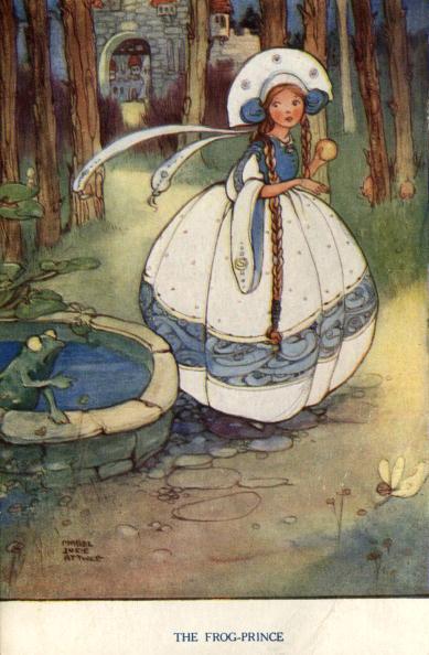 Fairy「The Frog Prince」:写真・画像(8)[壁紙.com]