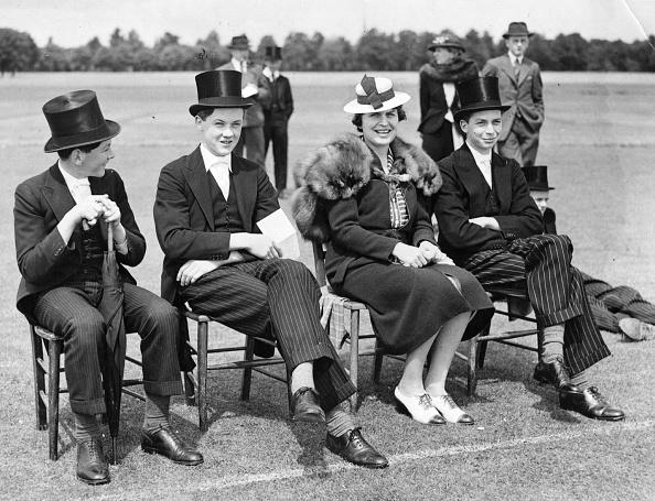 High Society「Eton Pupils」:写真・画像(5)[壁紙.com]