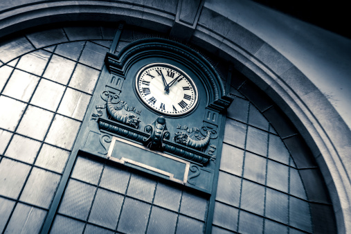 Auto Post Production Filter「Railway station clock」:スマホ壁紙(16)