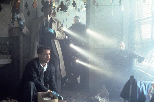 Movie「Brad Pitt in Seven」:写真・画像(4)[壁紙.com]