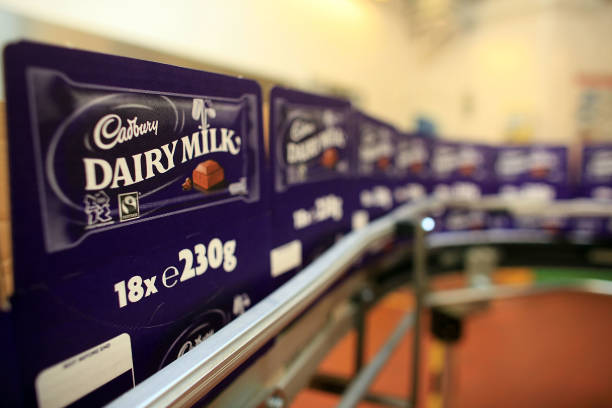 Chocolate Production Continues At Cadbury During Hostile Takeover Bids:ニュース(壁紙.com)