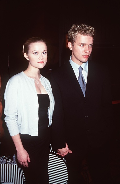 Film Premiere「Reese Witherspoon And Ryan Phillippe At The New York Premiere Of Cruel Intentio」:写真・画像(9)[壁紙.com]