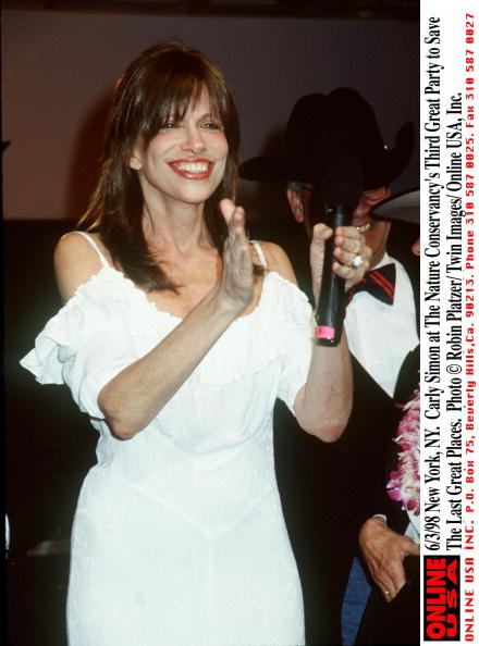 The Nature Conservancy「Carly Simon At The Nature Conservancy's Third Great Party To Save The Last Grea」:写真・画像(7)[壁紙.com]