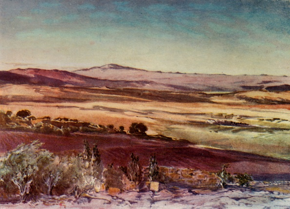 Horizon「Mount Hermon From The Slopes Of Tabor」:写真・画像(0)[壁紙.com]
