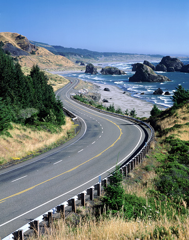 Cape Sebastian「Highway 101 - Cape Sebastian, OR」:スマホ壁紙(12)
