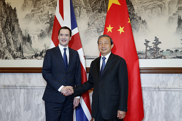 Finance and Economy「China-UK High Level Economic And Financial Dialogue」:写真・画像(9)[壁紙.com]